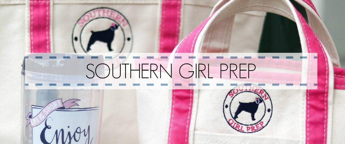 SOUTHERN GIRL PREP 2015 Summer T-shirt