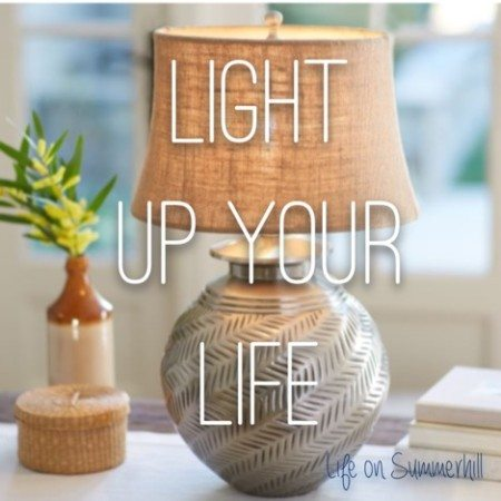 LIGHT UP YOUR LIFE: LIGHTING DECOR TIPS