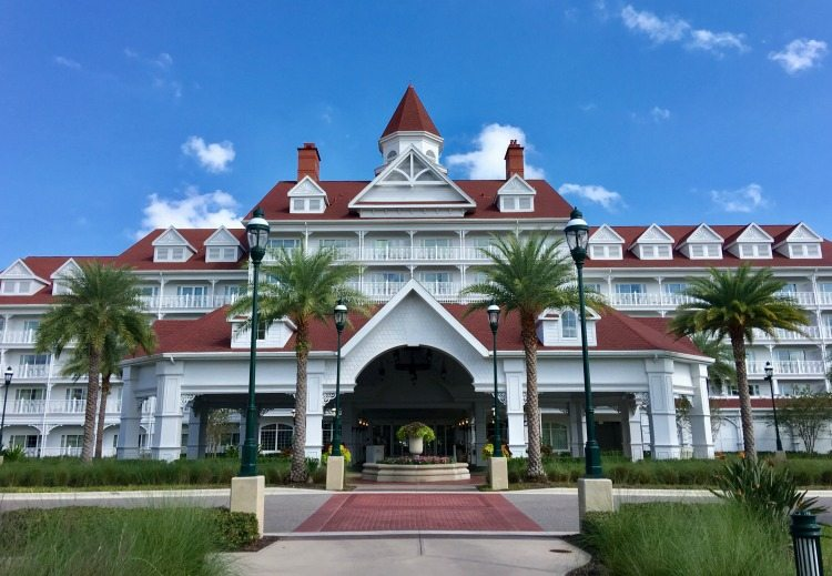 THE GRAND FLORIDIAN RESORT: INSPIRATION & HISTORY