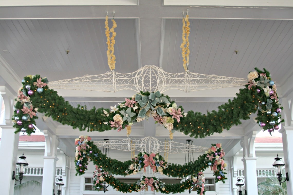 Victorian Christmas inspiration at Disney Grand Floridian