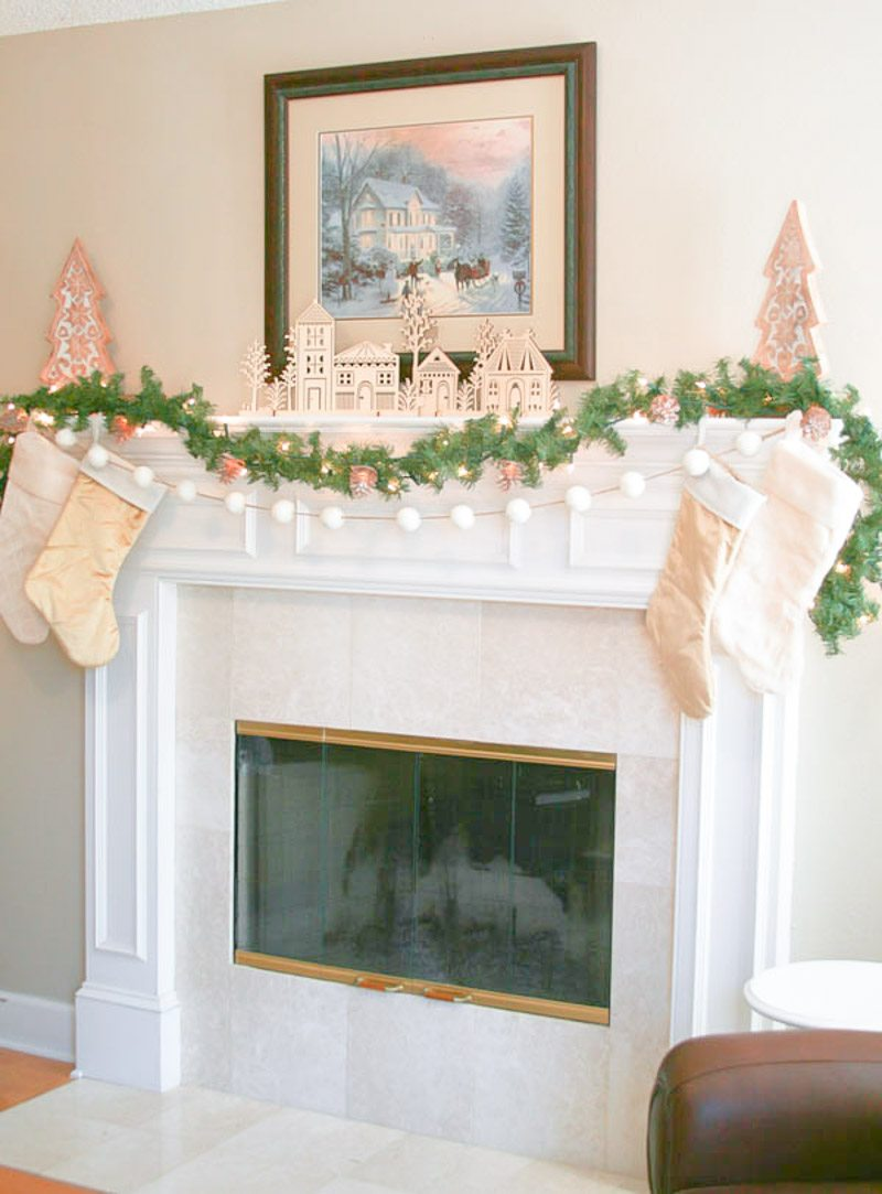 McDonald's Christmas Home Tour