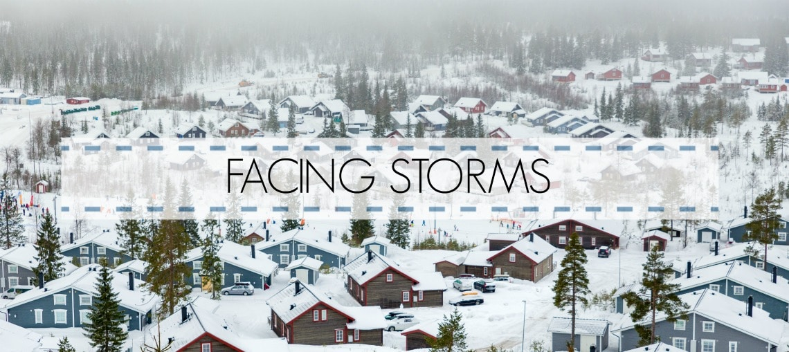 FACING STORMS: 1 THESSALONIANS 5:18