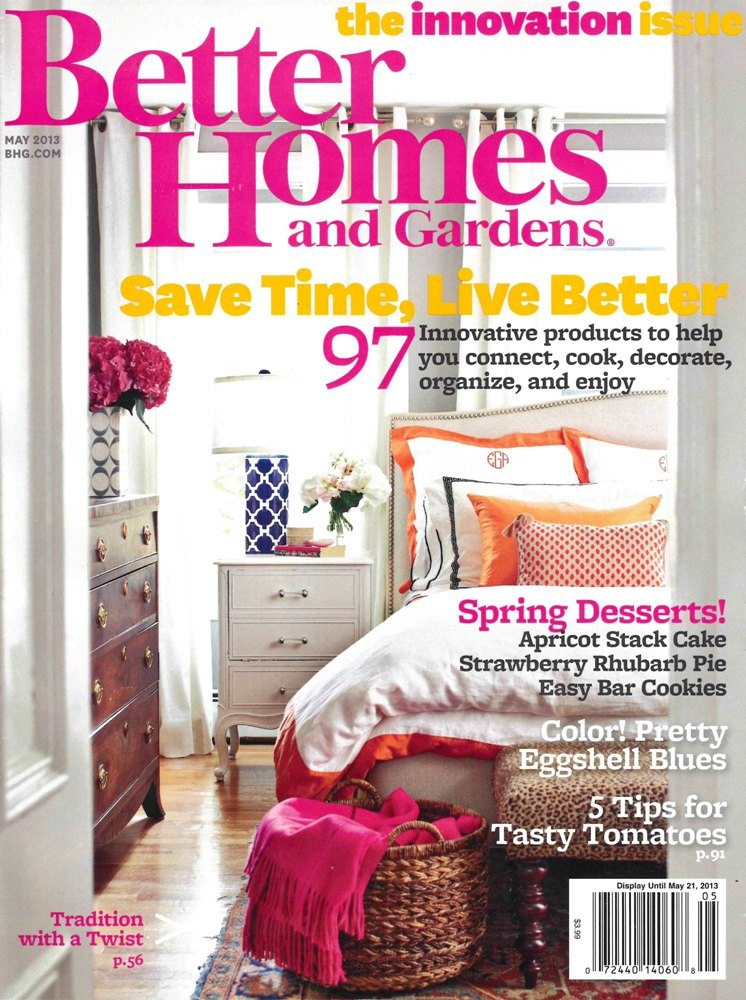 Top 10 Favorite Home Decor Magazines Better Homes And Gardens