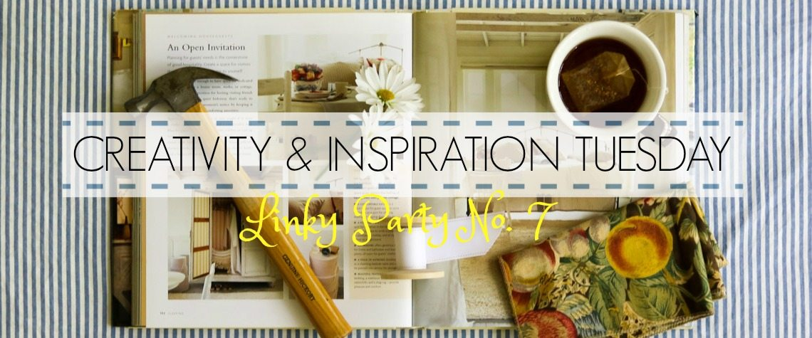 CREATIVITY & INSPIRATION TUESDAY: DECORATING IDEAS