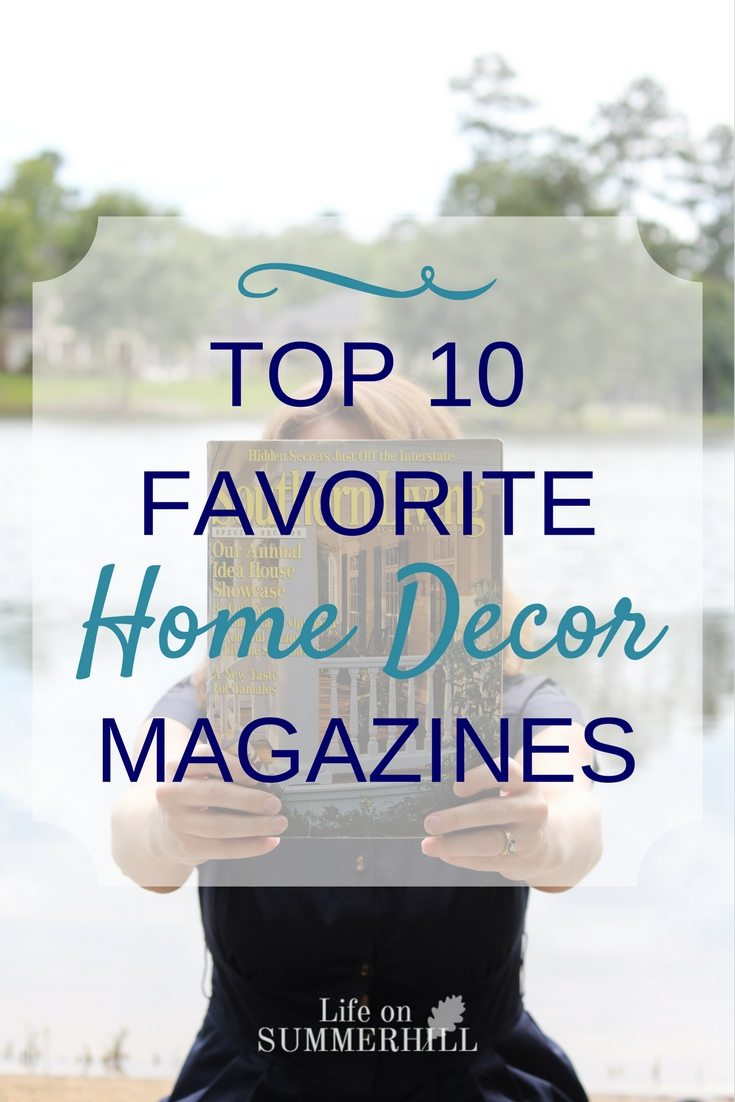 10 Best Home Remodeling Trends In Uk: 10 Best Home Decor Magazines That Will Make Your