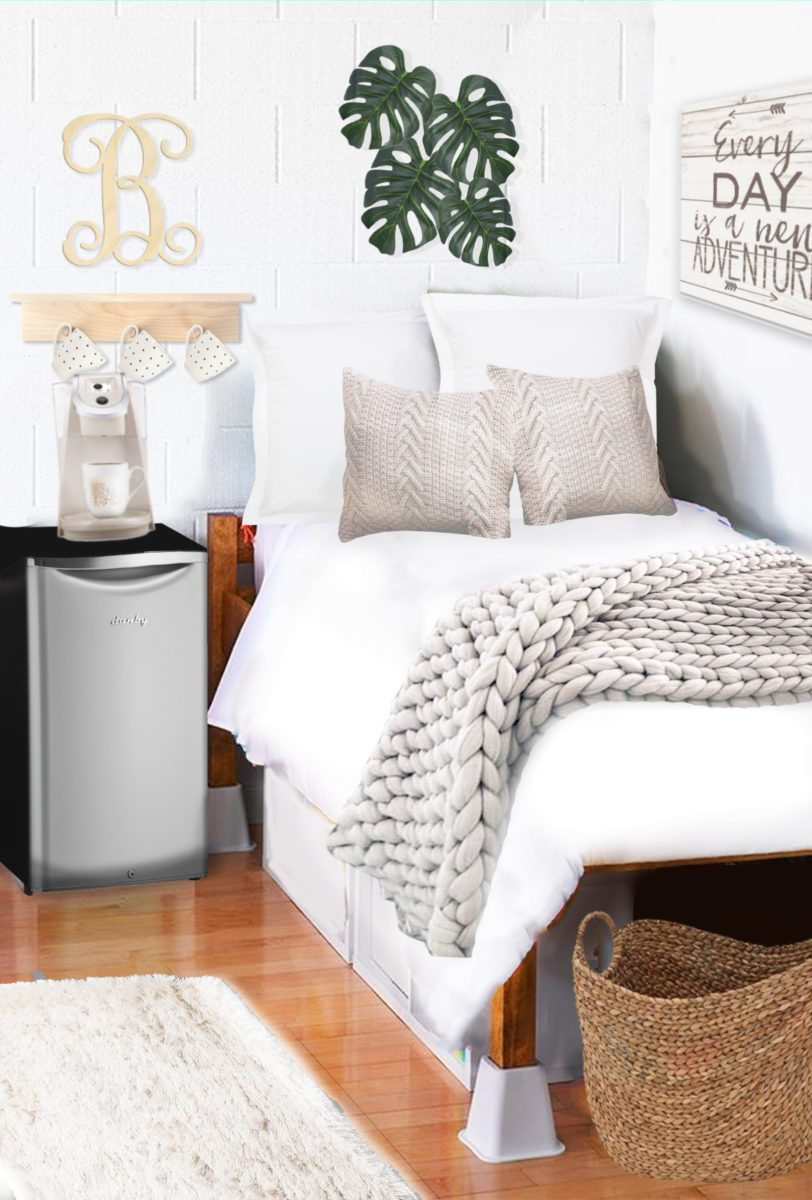 Cute dorm ideas for college decor