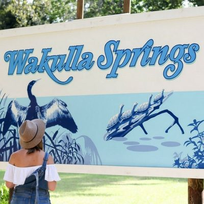 VISIT WAKULLA SPRINGS STATE PARK AND LODGE