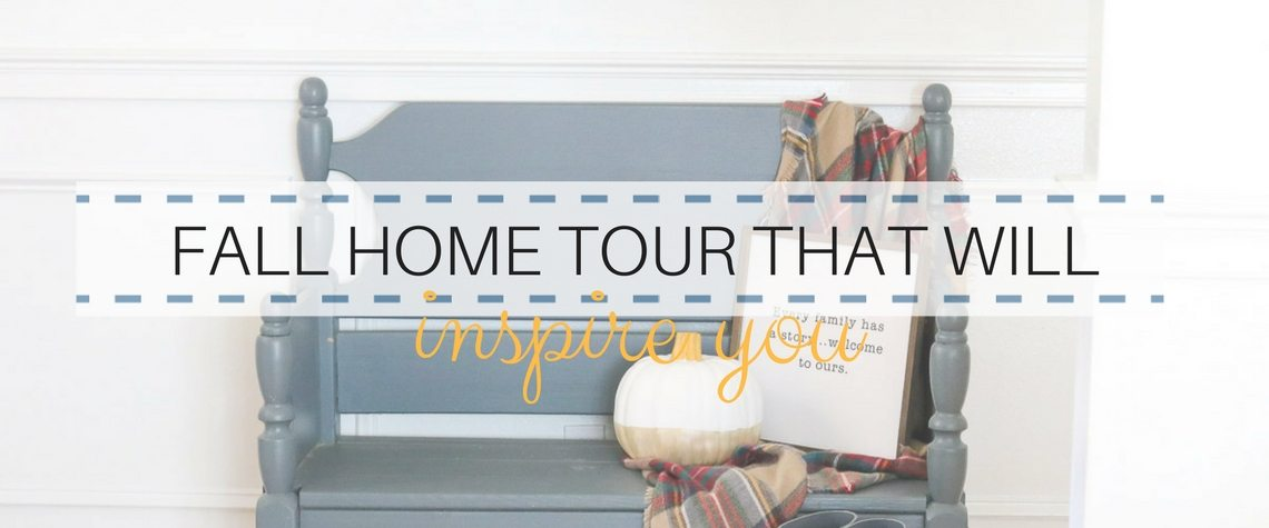 FALL HOME TOUR THAT WILL INSPIRE YOU