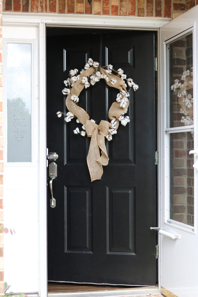 COTTON DECOR TIPS DOOR