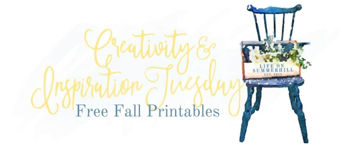 FREE FALL PRINTABLES TO FALL HEAD OVER HEELS FOR