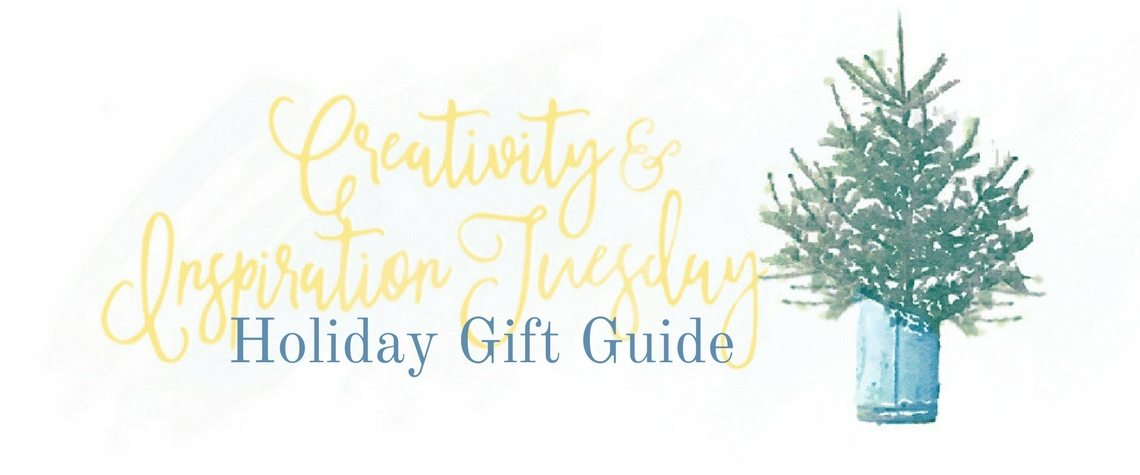 A HOLIDAY GIFT GUIDE WHEN YOU NEED INSPIRATION