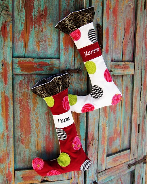 Christmas Stockings Positively Splendid