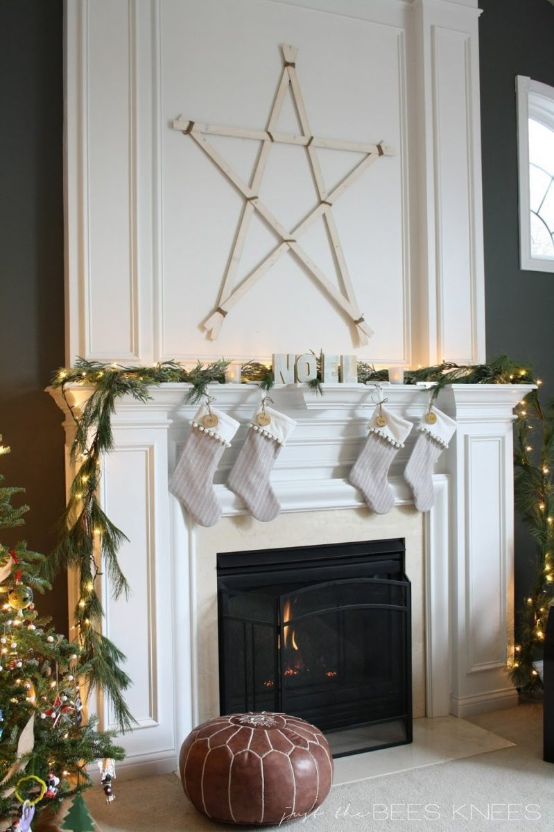 Christmas Stockings Interiors By Sarah Langtry