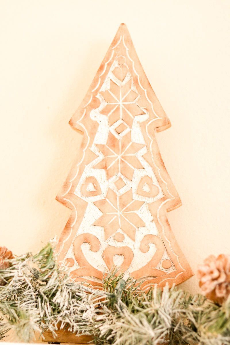peace on earth free printable carved tree