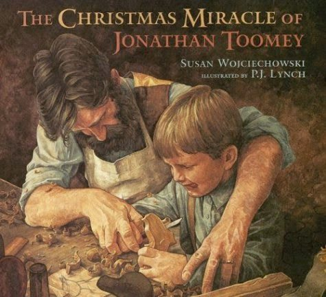 Christmas books The Christmas Miracle of Jonathan Toomey