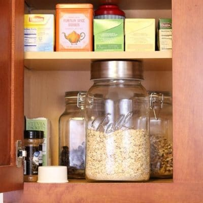 KITCHEN ZONE ORGANIZING WILL MAKE YOUR DAY BETTER