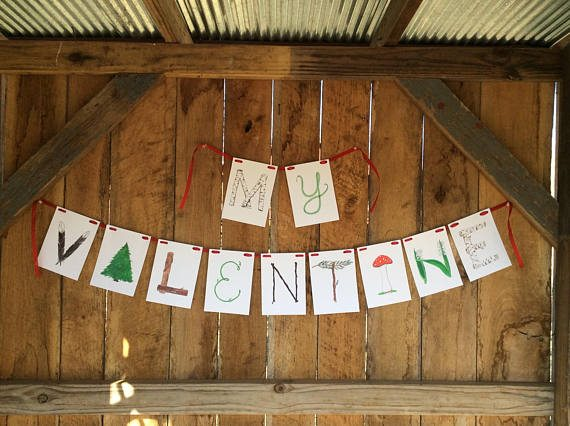 Valentine Gift Guide Wild Child Banners