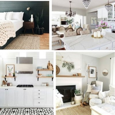 9 MODERN FARMHOUSE BEAUTIES WITH A 'FIXER UPPER' APPEAL