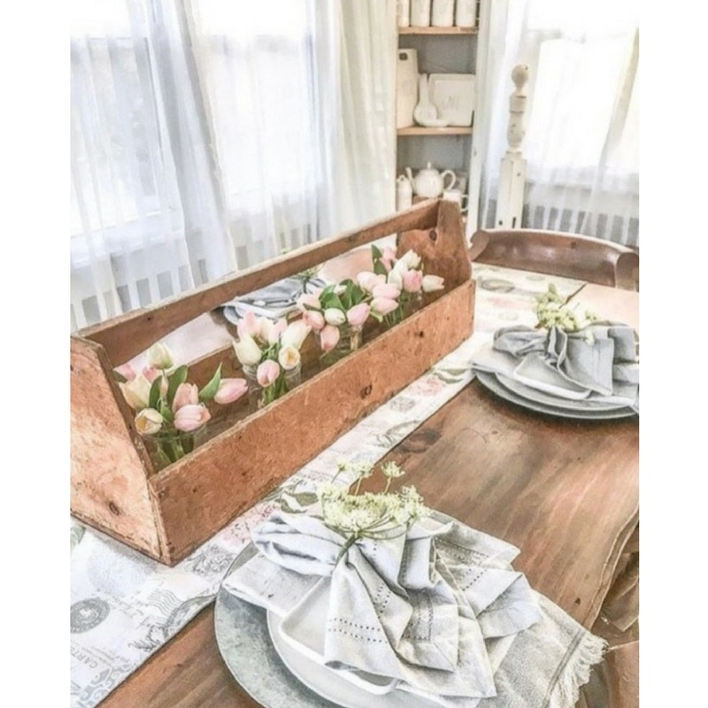 Spring to Your Farmhouse Rustic Reclaim