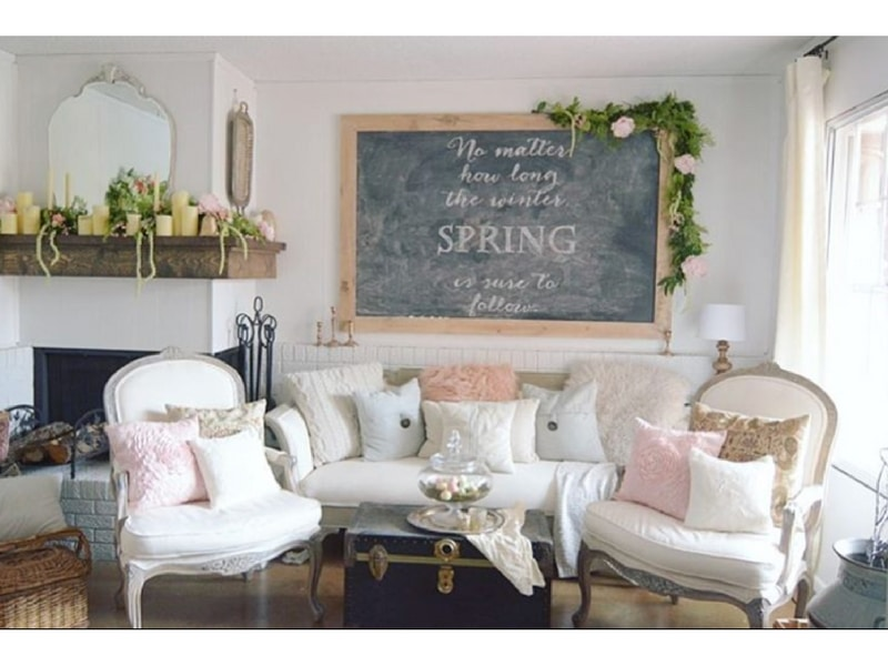 Spring to Your Farmhouse The Real Shannon Qualls