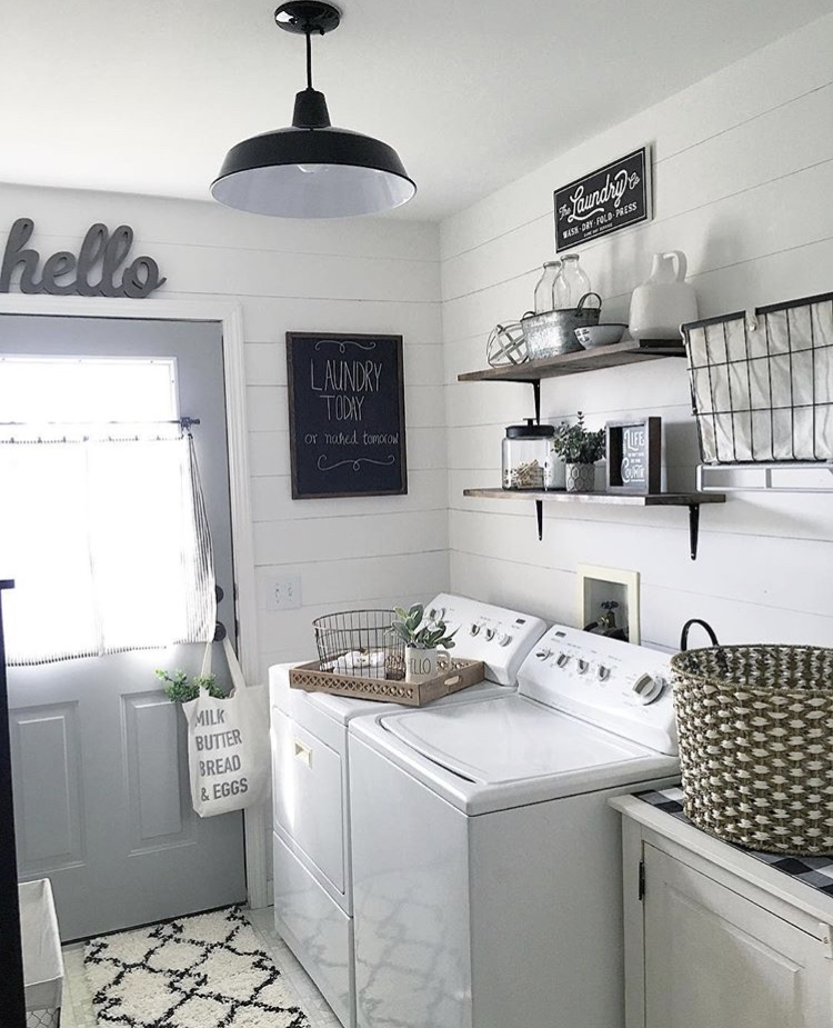 Farmhouse Shiplap Little Love Nest