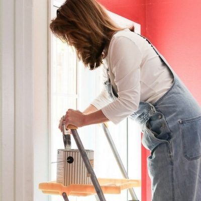 PAINTING A ROOM LIKE A PROFESSIONAL