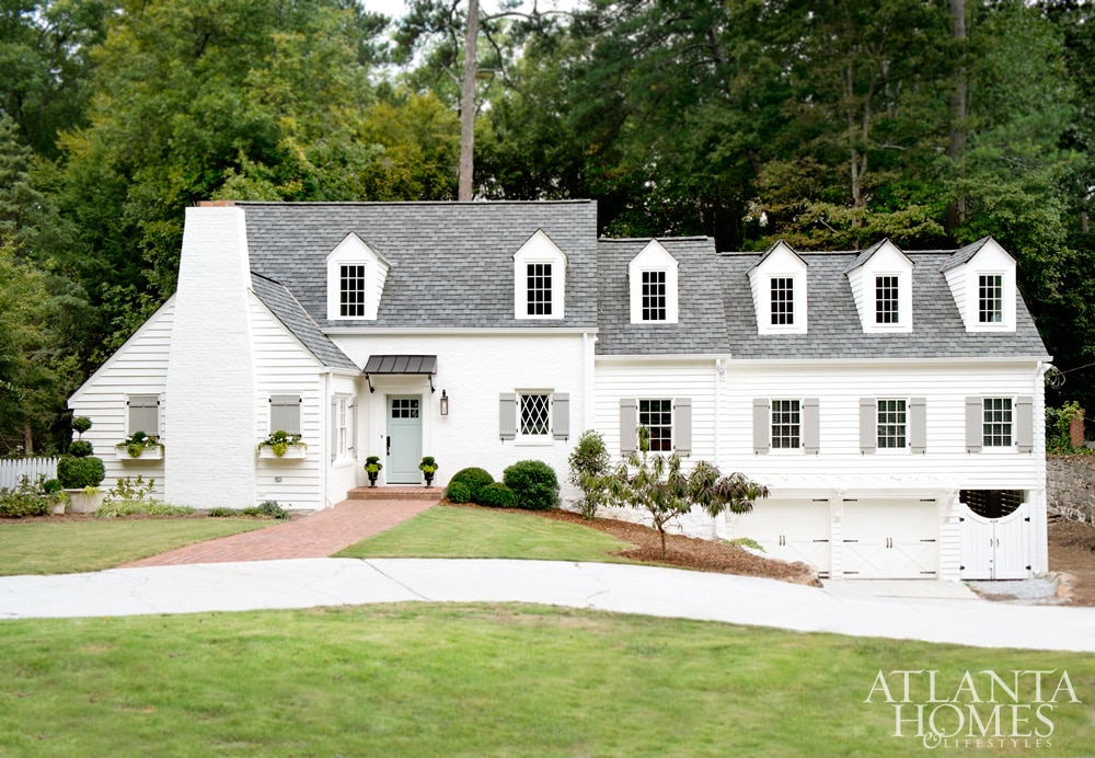 Por Sherwin Williams Exterior Paint Colors Alabaster White Atlanta Homes And Lifestyle Magazine