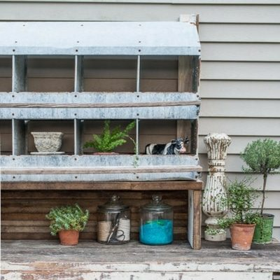 13 WAYS CHICKEN NESTING BOXES CAN MAKE A FARMHOUSE FABULOUS