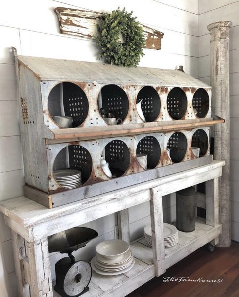 Chicken Nesting Boxes The Farmhouse 31