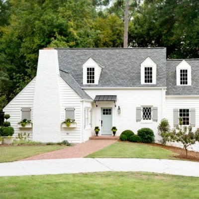 popular sherwin williams exterior paint color alabaster white