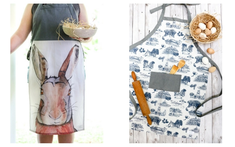 Mother's Day gift guide The Hare & The Hart apron