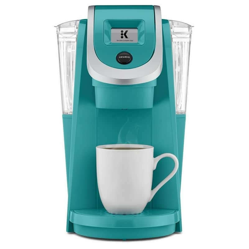 Amazon Farmhouse Kitchen Keurig Turquoise Coffee Maker