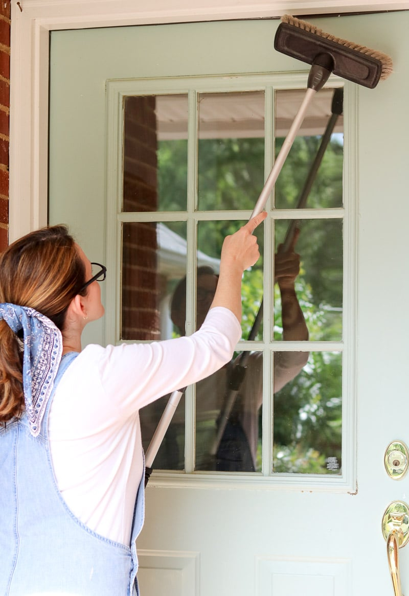 small front porch decorating ideas cleaning the door