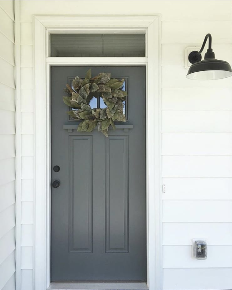Modern Front Doors The Natalie Scott