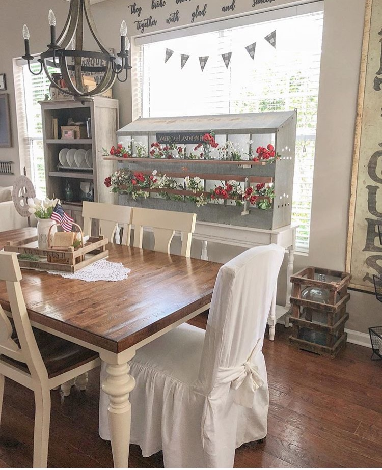 Americana Home Decor Our Farmhouse Townhome