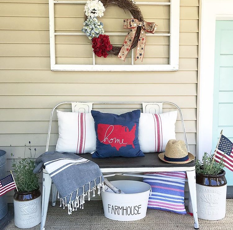 Americana Home Decor Jordecor