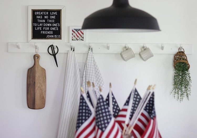 Americana Home Decor Ideas Misdiy