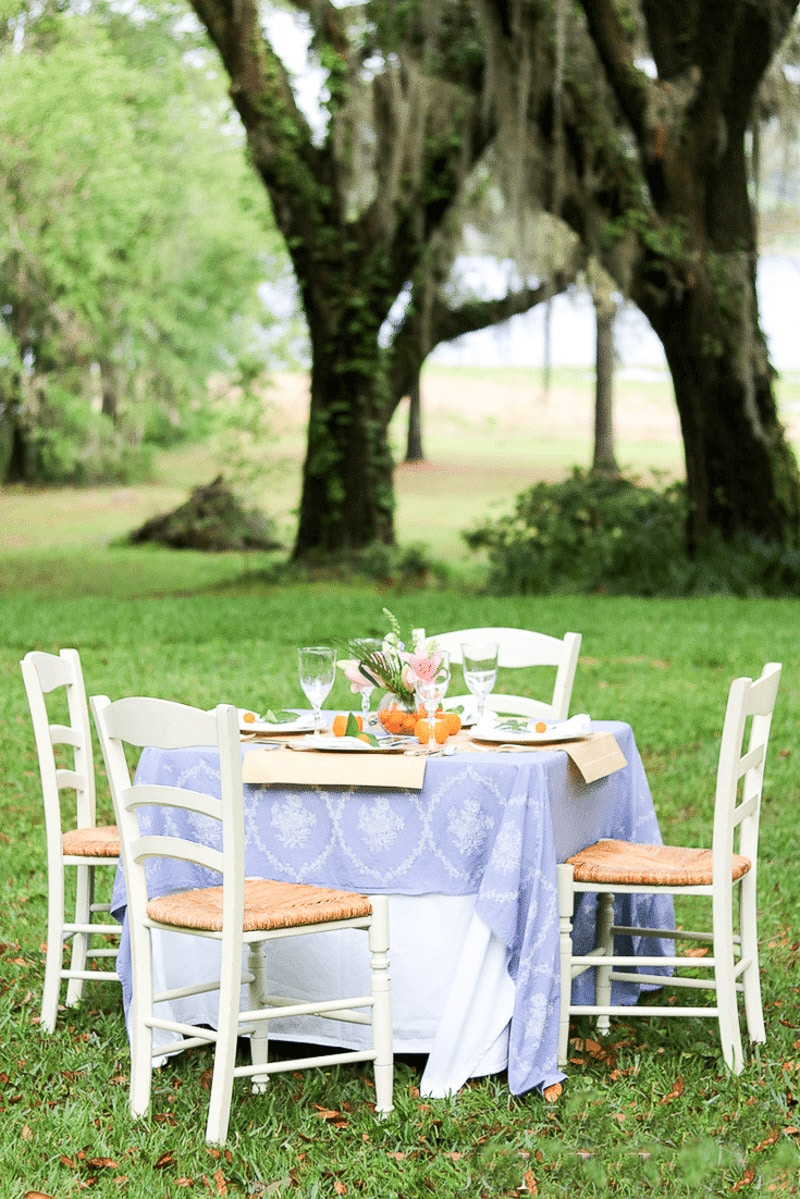 event planning checklist Mother's Day Outdoor Party
