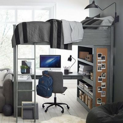 GUYS DORM ROOM THAT ANY MAN WILL APPLAUD