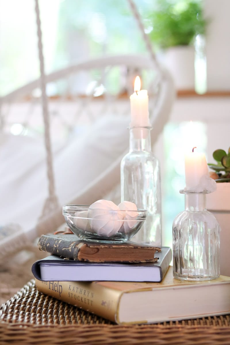reading nook candles
