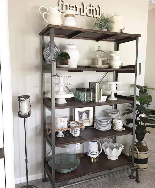 Styled Shelves Angela Hodges Home