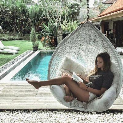 ENJOY YOUR FAVORITE BOOK IN YOUR READING NOOK