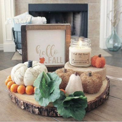 SHOW STOPPING TIERED TRAYS FOR YOUR FALL DECOR