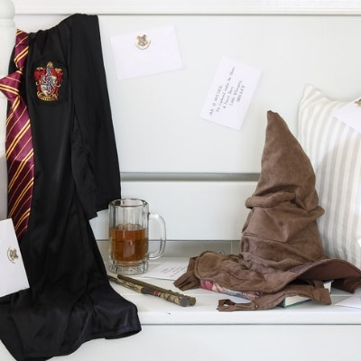 a Harry Potter Celebration Decorations for Halloween