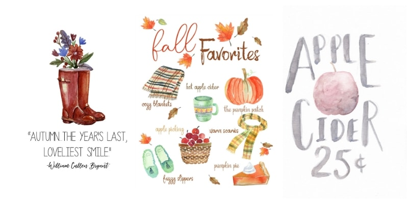 image about Autumn Printable referred to as Totally free Slide PRINTABLES THAT SAY Good day In the direction of Slide