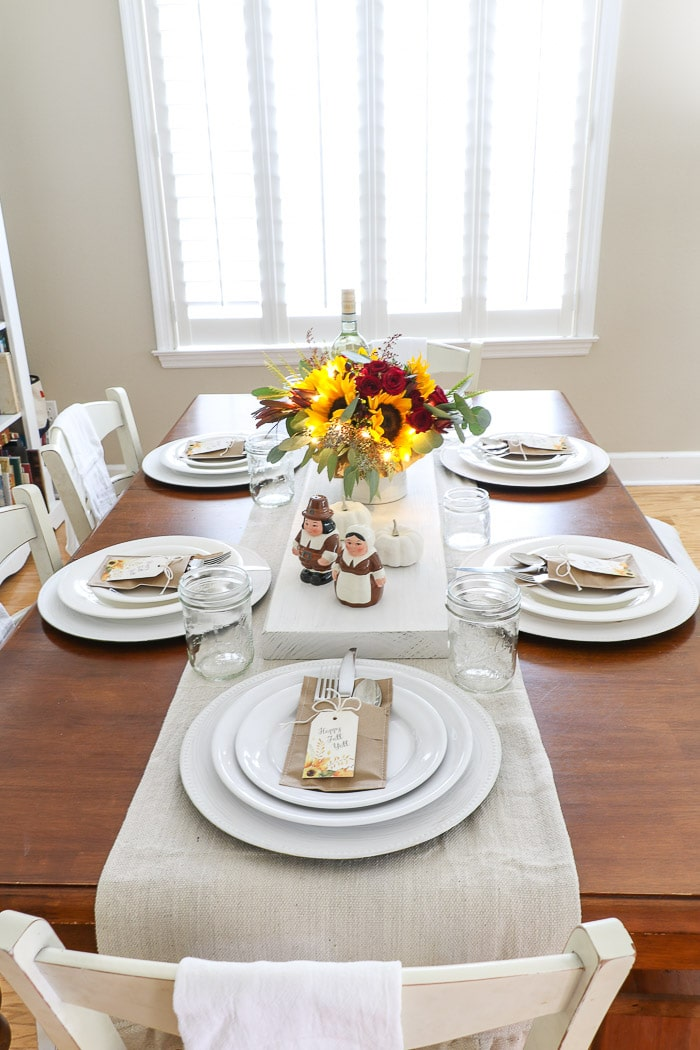 GRATEFUL THANKSGIVING TABLE DECORATIONS DIY TO TRY