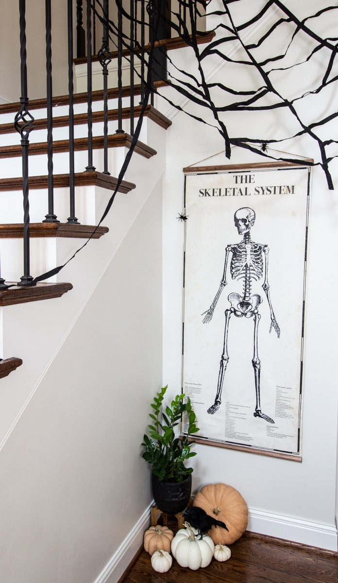 Free Halloween Printables by Deeply Southern Home with a Skeletal System