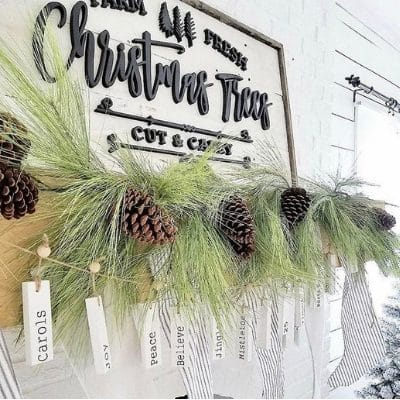 TAKE A LOOK AT THE PRIMITIVE CHRISTMAS DECOR WE LOVE