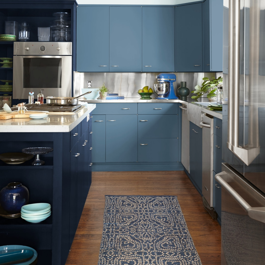 Paint color of the year Behr Blueprint