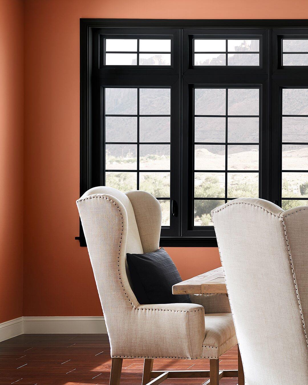 paint color of the year Sherwin Williams Cavern Clay